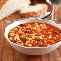Pasta e Fagioli Soup - an Olive Garden copycat recipe