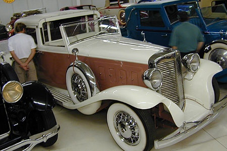 1931 Marmon V-16 Town car...You can not get the coverage you need with your everyday auto #Insurance come to the #Agency that knows your special needs, #House of #Insurance in #Oregon