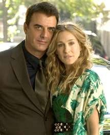 Love Carrie and Big.