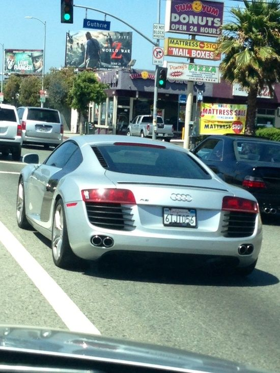 Audi sports