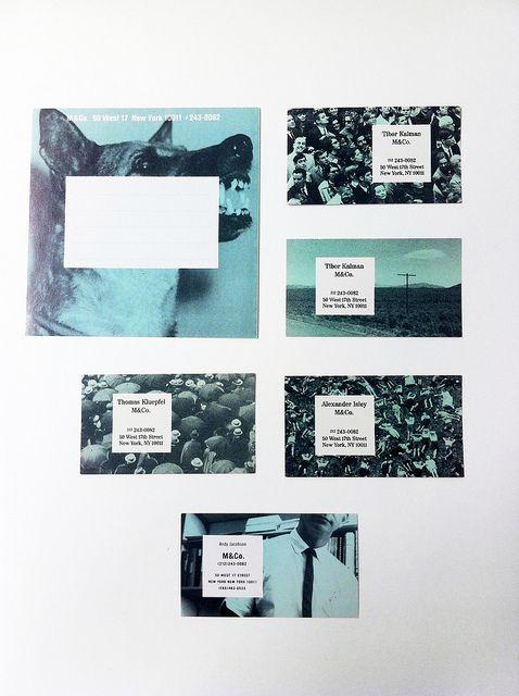 Tibor Kalman collection