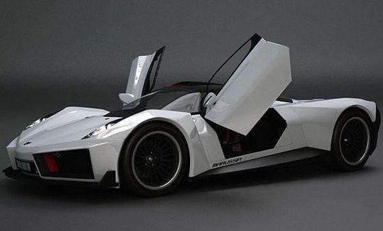 The muska super car! pretty nice