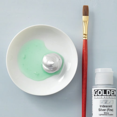 DIY Scratch Off Paint by Mister G and Me. Must make! #DIY #Crafts