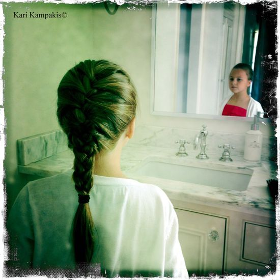 Lessons from a French braid