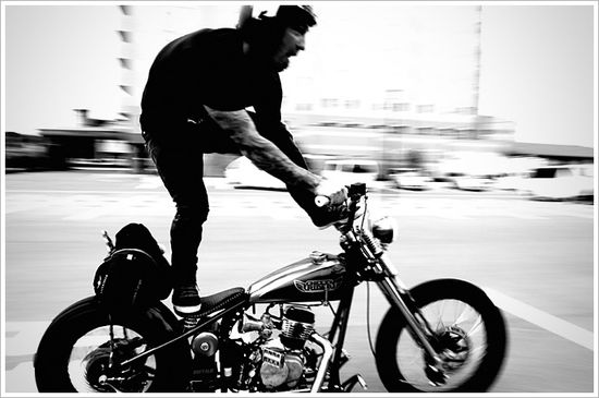 Cheezy Riders