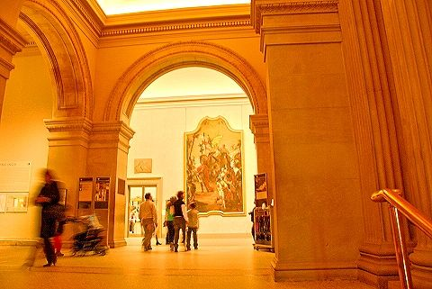 NY Metropolitan Museum of Art.