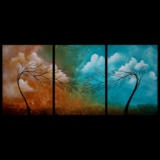 art- soul mate trees