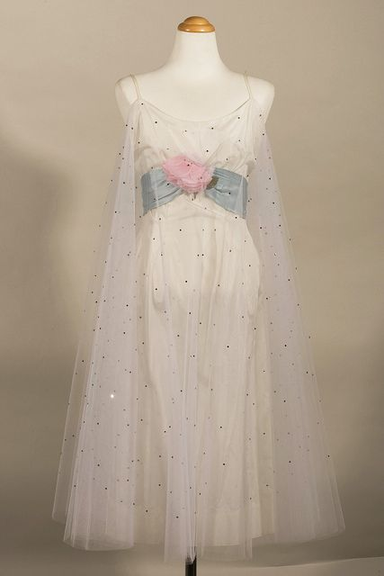 1958 Cocktail Dress