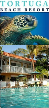 Tortuga Beach Resort