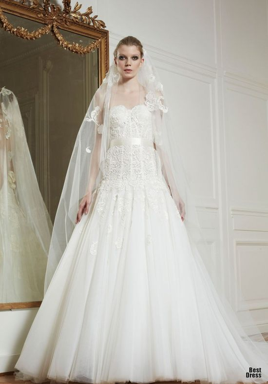 Zuhair Murad Wedding Dresses 2013 @}-,-;--