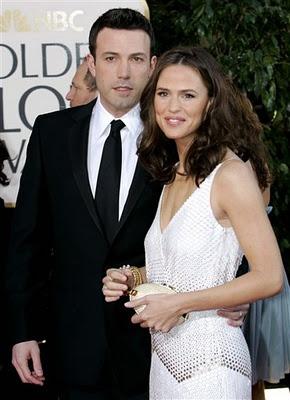 Ben Affleck and Jennifer garner (dated 2004-05, m. 29-Jun-2005, two daughters, one son)  Daughter: Violet Anne Affleck (b. 1-Dec-2005)  Daughter: Seraphina Rose Elizabeth Affleck (b. 6-Jan-2009)  Son: Samuel Affleck (b. 27-Feb-2012)