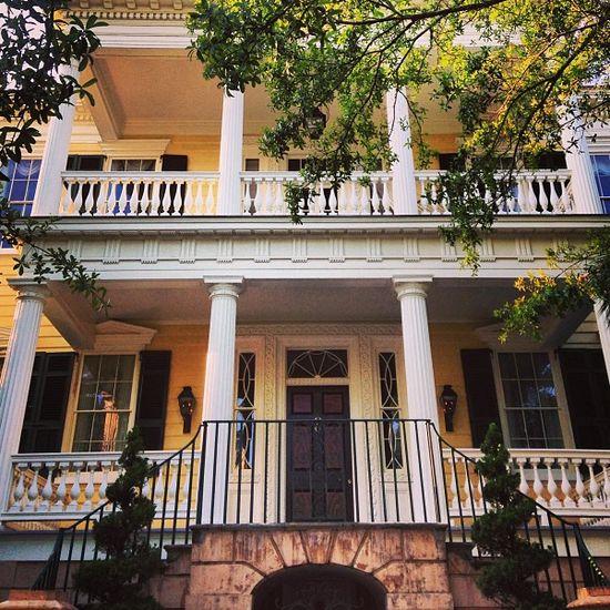 Homes of Charleston, S.C.
