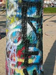 graffiti tree