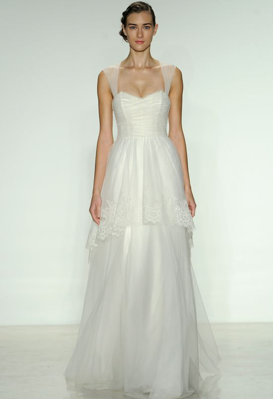 Christos Spring 2014 Wedding Dresses #weddingdress #dress #wedding