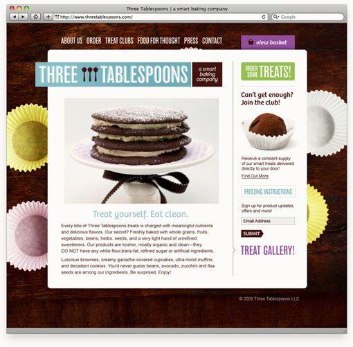 Three Tablespoons