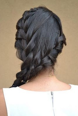 pretty #hairstyle #girl hairstyle