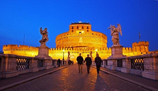 Castello di San Angelo, Rome