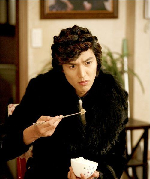 Lee Min Ho from Boys Over Flowers (2009) Korean Drama