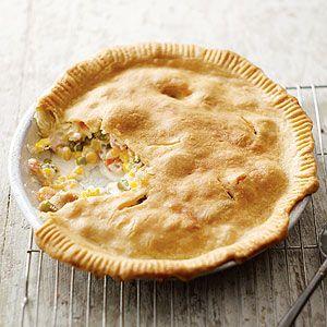 Creamy Chicken Pot-Pie