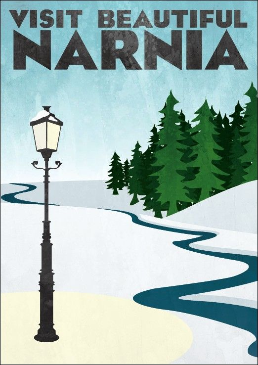 There is no place like NARNIA!!!!
