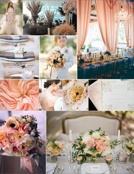 the perfect romantic wedding.. more ideas