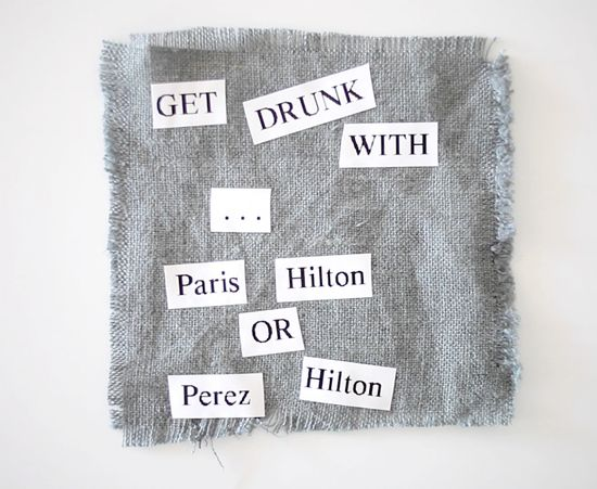 Would you rather... How Conversation Coasters will save your party …