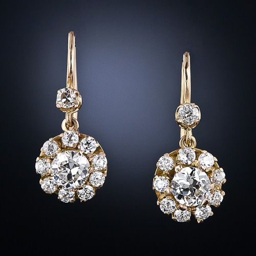 Unique Gemstone Earrings #glamour #Earrings #accessories
