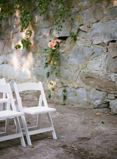 gorgeous ceremony spot