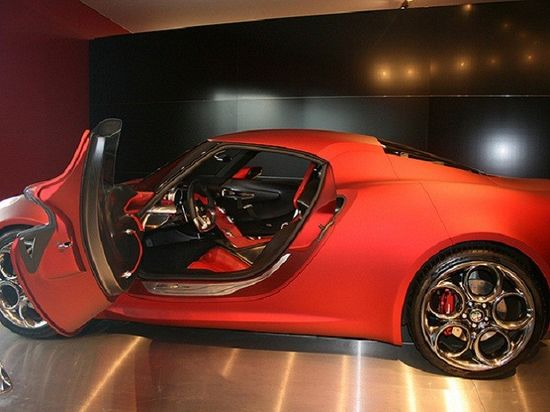 Alfa Romeo 4C Sports CarZ Sports Cars