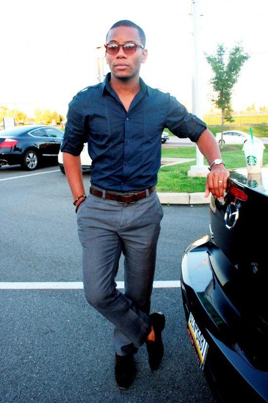 casual style men fashion comfort