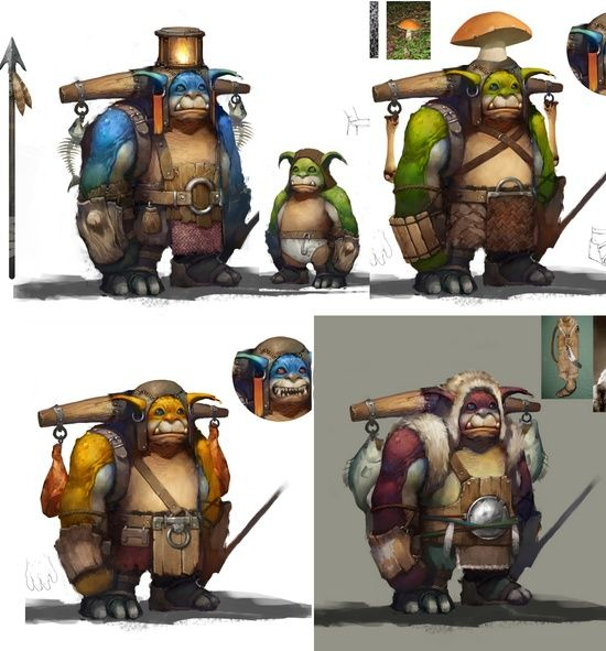 Concept art for 3D Artists - Page 5 - Polycount