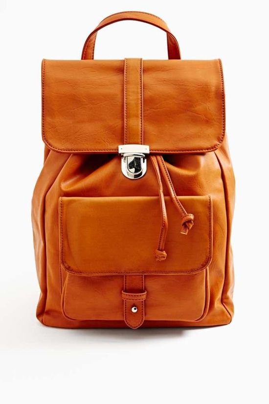 Nasty Gal College Try Backpack