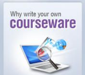 Microsoft Office 2010 courseware, SEO courseware and Softskills Courseware.