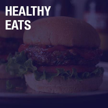 Healthy Eats Board