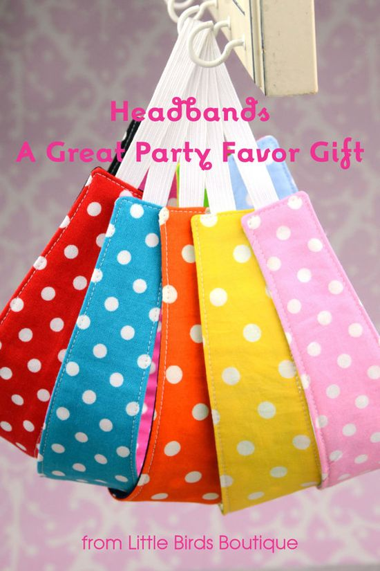 handmade headbands - cute
