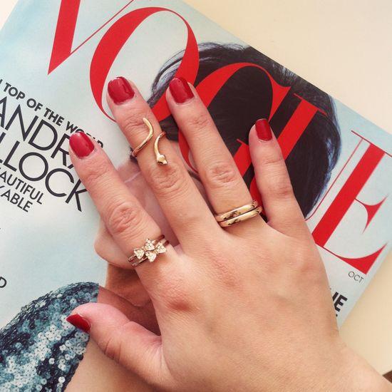 rings and rings