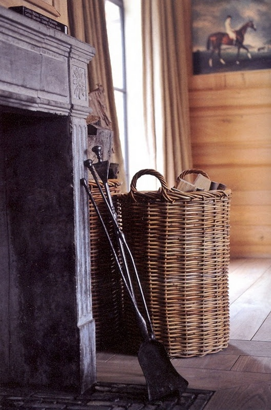 Love the basket...