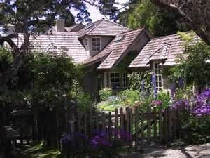 Story book houses at Carmel by the Sea