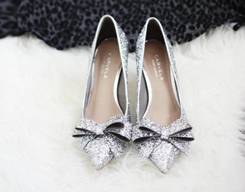 Sparkling Bows - Fabulous Wedding Shoes