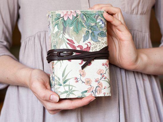 Beautiful Handmade Journals from Dearest Jackdaw