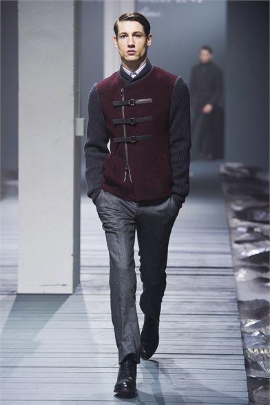 Corneliani - Men Fashion Fall Winter 2013-14 - Shows - Vogue.it