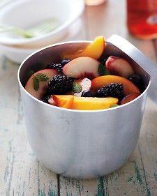 Summer Fruit Salad Recipe