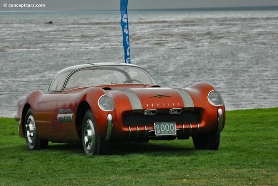 1954 Pontiac Bonneville Special Motorama