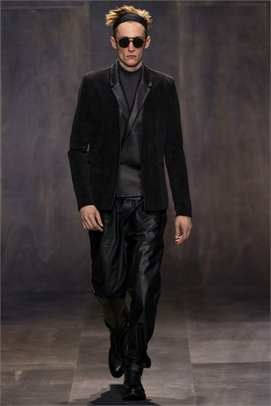 Damir Doma - Men Fashion Fall Winter 2013-14