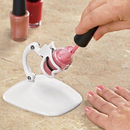 nail polish holder