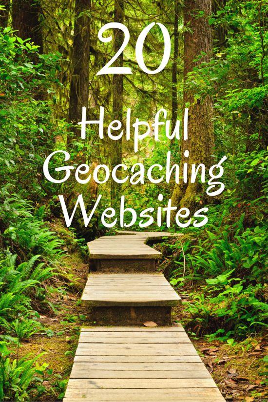 Des sites de Geocaching utiles