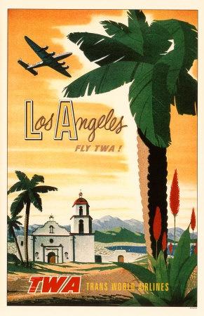 Los Angeles - Fly TWA