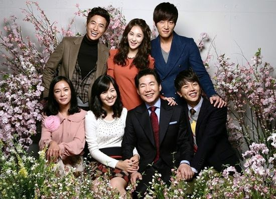 Korean Drama: My Daughter, The Flower