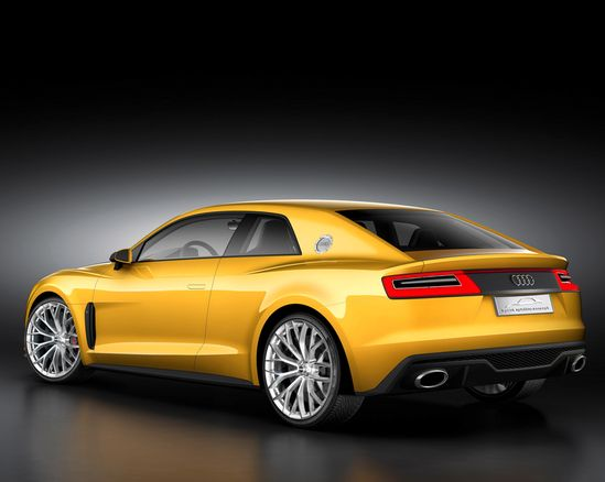 2013 Audi Quattro Sport Concept Video!  What do we think guys? Not sure about that ass!
