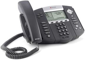 Polycom Soundpoint IP 550 Phone Review by Unified